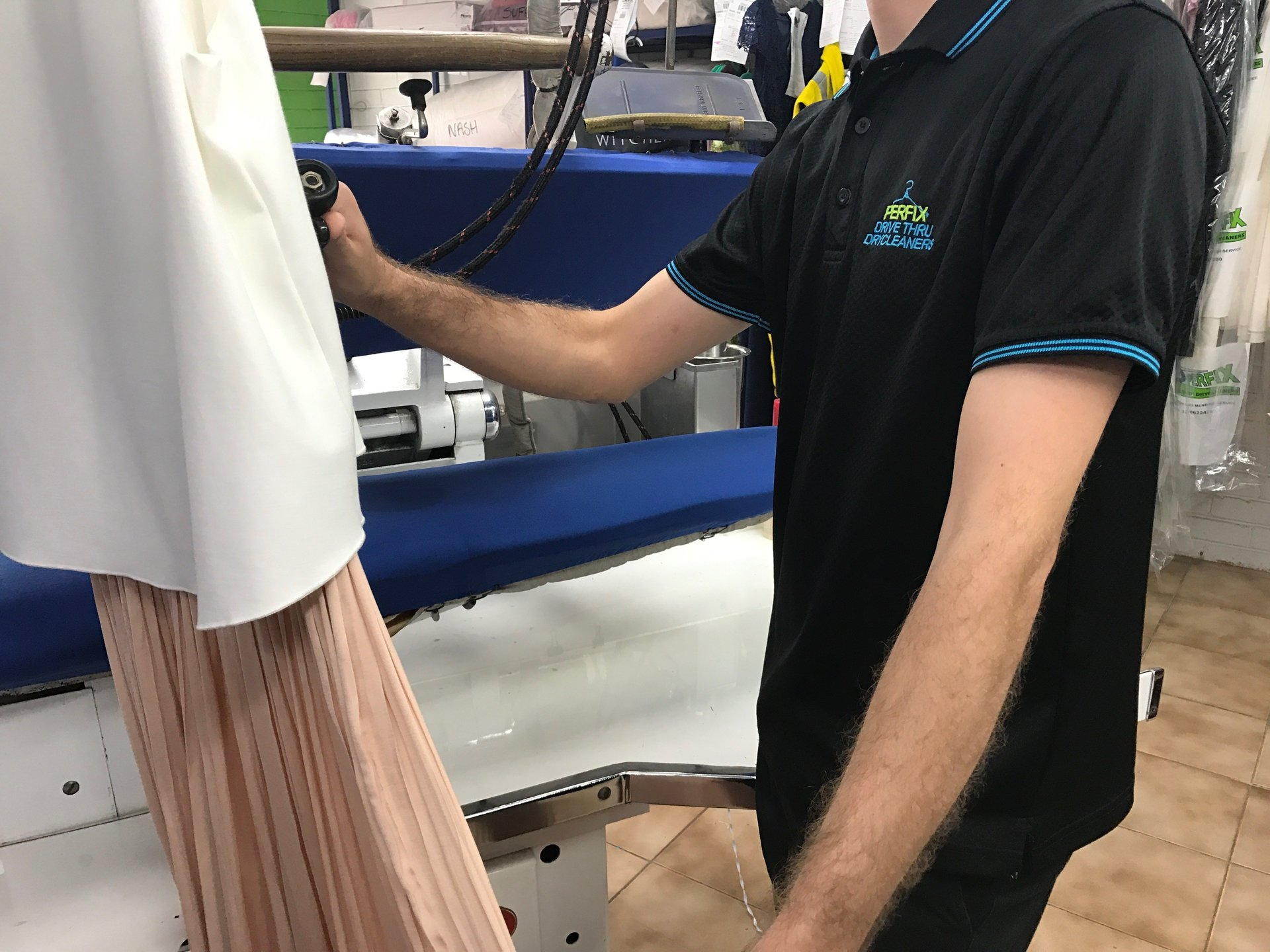 Carl - Perfix Drycleaners Lismore